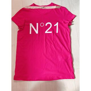 ヌメロヴェントゥーノ(N°21)のヌメロベントゥーノ Tシャツ(Tシャツ(半袖/袖なし))