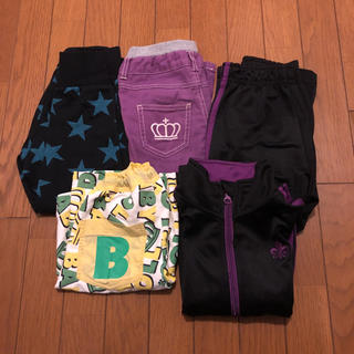 ベビードール(BABYDOLL)の子供服 【まとめ売り】5点セット 110(その他)