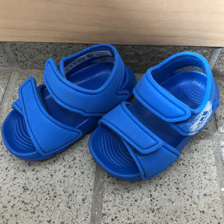 adidas - 美品! アディダス♥サンダル 12cm