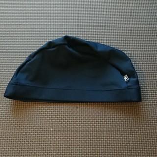 ミズノ(MIZUNO)のミズノ水泳帽子サイズフリー紺(マリン/スイミング)