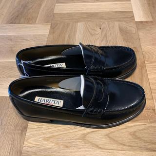 ハルタ(HARUTA)の新品 ハルタ ブラック(ローファー/革靴)