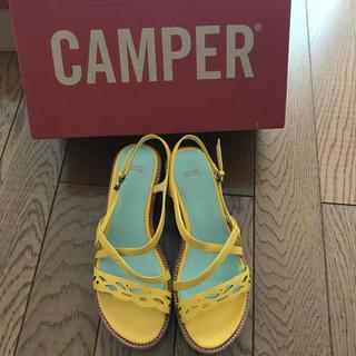 カンペール(CAMPER)の未使用 CAMPER サンダル(サンダル)