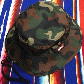 チャムス(CHUMS)の新品 CHUMS Fes Hat チャムス フェス ハット カモ(ハット)
