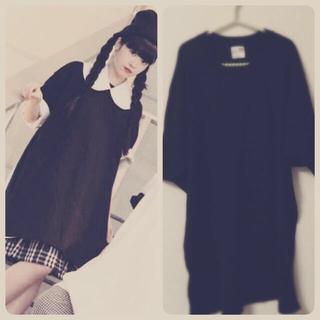 タイムセール!無地★BIGTシャツ(Tシャツ(半袖/袖なし))