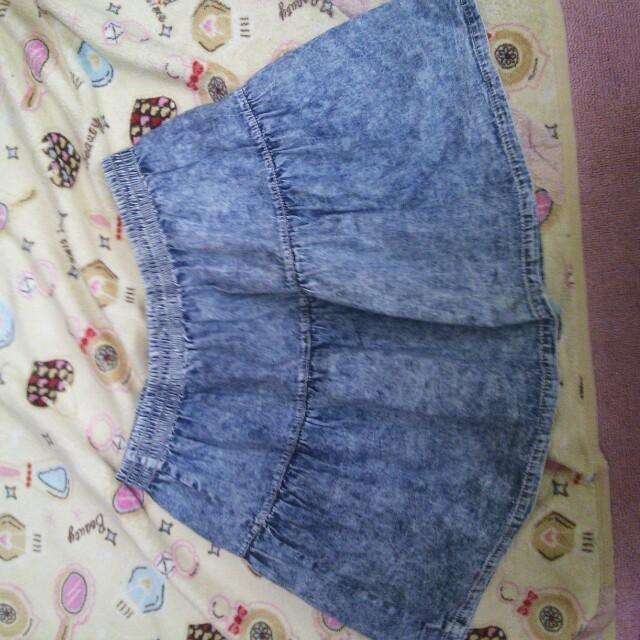 one after another NICE CLAUP(ワンアフターアナザーナイスクラップ)のケミカルスカート♡ レディースのスカート(ミニスカート)の商品写真