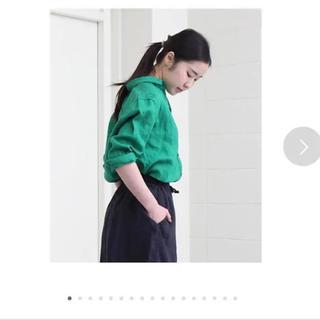 ルラシェ(relacher)のrelacher【May】♡ゆるフレンチリネンシャツ(シャツ/ブラウス(長袖/七分))