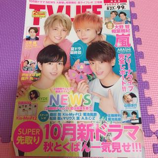 ニュース(NEWS)のNEWS テレビライフ(アート/エンタメ/ホビー)