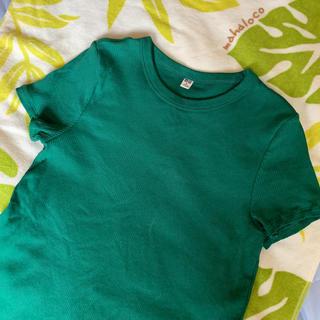 ユニクロ(UNIQLO)の★ユニクロ ★スーピマコットンクルーネックTシャツ(Tシャツ(半袖/袖なし))