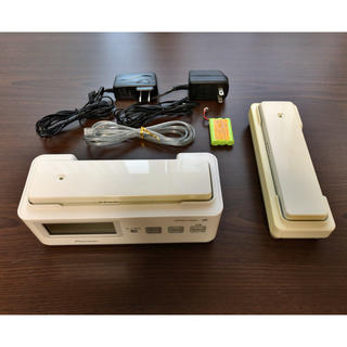 Pioneer - パイオニア コードレス電話機TF-FN2020-W