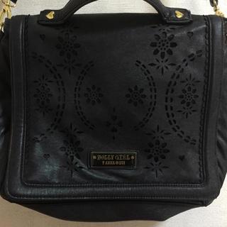 ドーリーガールバイアナスイ(DOLLY GIRL BY ANNA SUI)のDOLLY GIRL 2way bag(ショルダーバッグ)