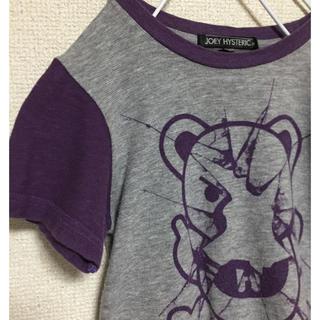 ヒステリックグラマー(HYSTERIC GLAMOUR)のジョーイ ヒステリック  ベビーTシャツ 100(Tシャツ/カットソー)