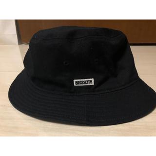スピンズ(SPINNS)のBROSS スピンズ ハット  バケットハット 帽子(ハット)