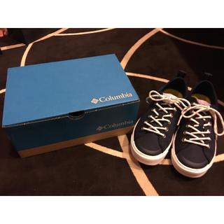 コロンビア(Columbia)のColumbia レインシューズ 24.0(レインブーツ/長靴)