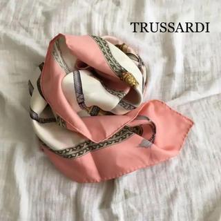 Trussardi - トラサルディ スカーフ シルク