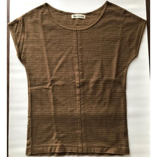 アンクライン(ANNE KLEIN)のアンクライン  カットソー(カットソー(半袖/袖なし))