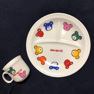 ミキハウス(mikihouse)のMIKI HOUSE 幼児食器セット(離乳食器セット)
