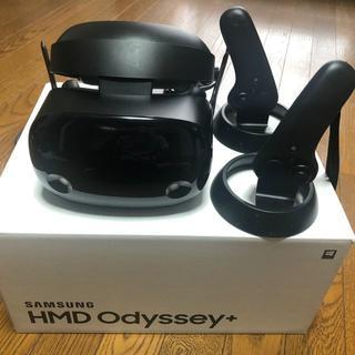 サムスン(SAMSUNG)の【てんてん様用】美品 Samsung HMD Odyssey+(PC周辺機器)