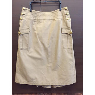 ケイタマルヤマ(KEITA MARUYAMA TOKYO PARIS)のケイタマルヤマ スカート(ひざ丈スカート)