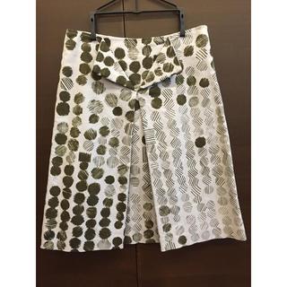 ミナペルホネン(mina perhonen)のミナペルホネン  スカート(ひざ丈スカート)