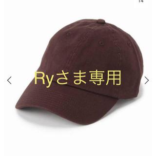 ドゥーズィエムクラス(DEUXIEME CLASSE)のDeuxieme Classe BAYSIDE UNSTRUCTURED CAP(キャップ)
