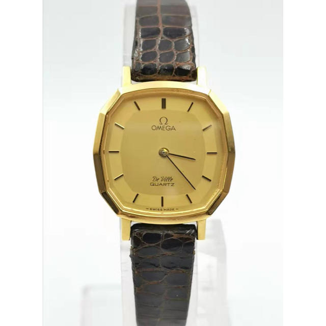 腕 時計 レディース 高い スーパー コピー - OMEGA - OMEGA オメガ  De Ville  GP  12角形  時計の通販 by MAU|オメガならラクマ