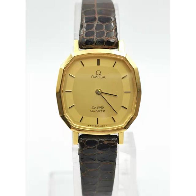 OMEGA - OMEGA オメガ  De Ville  GP  12角形  時計の通販 by MAU|オメガならラクマ
