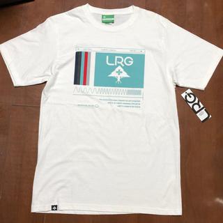 エルアールジー(LRG)のLRG Tシャツ Sサイズ エルアールジー ☆新品☆(Tシャツ/カットソー(半袖/袖なし))