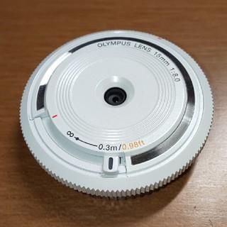 オリンパス(OLYMPUS)のきりんさん専用⭐️おしゃれ⭐️大人気のレンズ⭐️オリンパス BCL-1580(レンズ(単焦点))