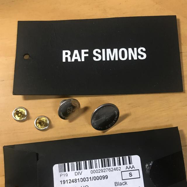 RAF SIMONS(ラフシモンズ)のrafsimons 19ss デニムシャツジャケット メンズのジャケット/アウター(Gジャン/デニムジャケット)の商品写真
