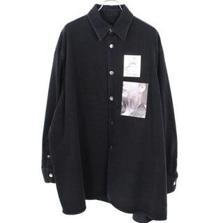 ラフシモンズ(RAF SIMONS)のrafsimons 19ss デニムシャツジャケット(Gジャン/デニムジャケット)
