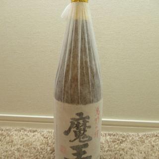 魔王 焼酎 幻の芋焼酎 一升瓶 1升 1.8L 未開封品(焼酎)
