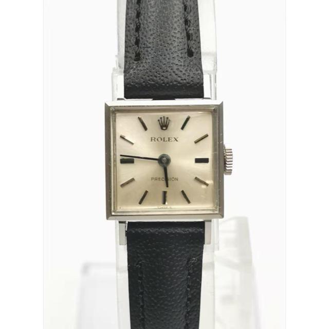 カルティエ 時計 レディース ベルト スーパー コピー 、 ROLEX - ROLEX ロレックス 2611 プレシジョン  1970年  手巻き 時計の通販 by MAU|ロレックスならラクマ