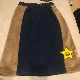 エックスガールステージス(X-girl Stages)のx-girl stages スカート 140(スカート)