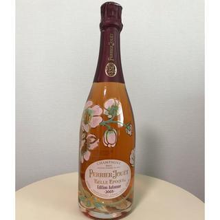 エポック(EPOCH)のa様専用!【正規品】ペリエジュエ ベルエポック オータム ロゼ-2005-(シャンパン/スパークリングワイン)