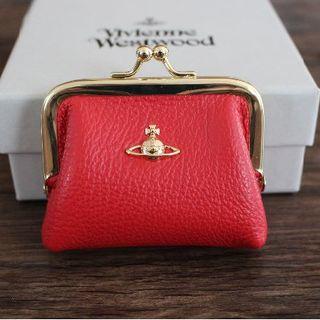 ヴィヴィアンウエストウッド(Vivienne Westwood)の2019SS ヴィヴィアン 小銭入れ 赤(財布)