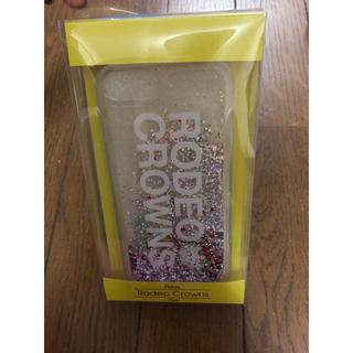 ロデオクラウンズワイドボウル(RODEO CROWNS WIDE BOWL)のRODEO CROWNS iPhone ケース 携帯 カバー(iPhoneケース)