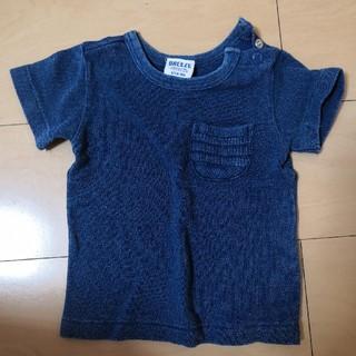 ブリーズ(BREEZE)のBREEZEデニムシャツ80(Tシャツ)