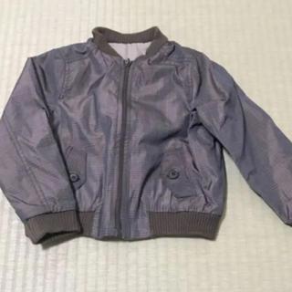 ボンポワン(Bonpoint)のボンポワン  リバーシブル  ブルゾン サイズ3(ジャケット/上着)