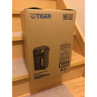 タイガー(TIGER)のタイガー魔法瓶 蒸気レスVE電気まほうびん PIP-A300 新品未使用(電気ポット)