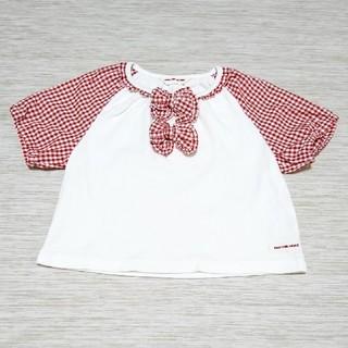ピンクハウス(PINK HOUSE)のベビーピンクハウス Tシャツ S(Tシャツ/カットソー)