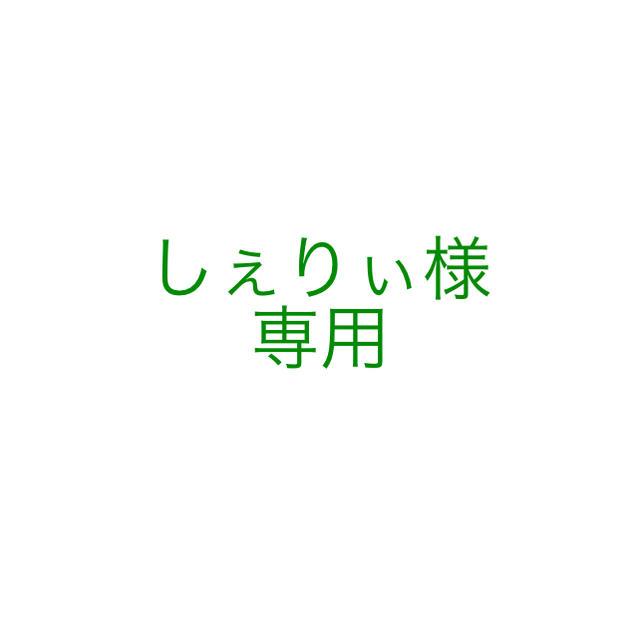 しぇりぃ様 専用 ハンコオーダー 受付 ハンドメイドの文具/ステーショナリー(はんこ)の商品写真