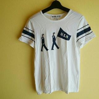 ミュベールワーク(MUVEIL WORK)のMUVEIL WORK 兵隊さん Tシャツ(Tシャツ(半袖/袖なし))