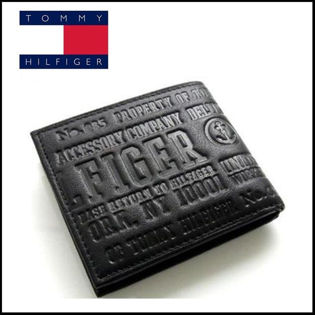 TOMMY HILFIGER - TOMMY HILFIGER 本革 レザー ウォレット 財布 トミーの通販 by RAN's shop|トミーヒルフィガーならラクマ