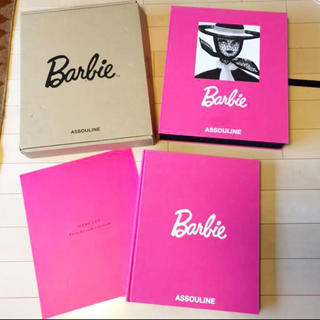 バービー(Barbie)の激レア バービー50周年限定コレクション本 ASSOULINE barbie(ぬいぐるみ/人形)
