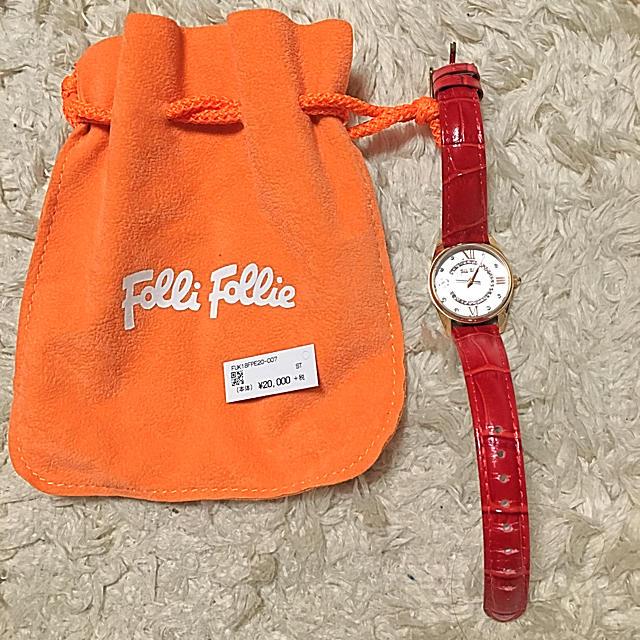 Folli Follie - フォリフォリ(Folli Follie) 腕時計の通販 by ゆる's shop|フォリフォリならラクマ