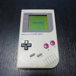 ゲームボーイ(ゲームボーイ)の送料無料 Nintendo 任天堂 初代ゲームボーイ 動作確認済み (家庭用ゲームソフト)