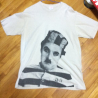 シュプリーム(Supreme)のSupreme チャップリンT(Tシャツ/カットソー(半袖/袖なし))