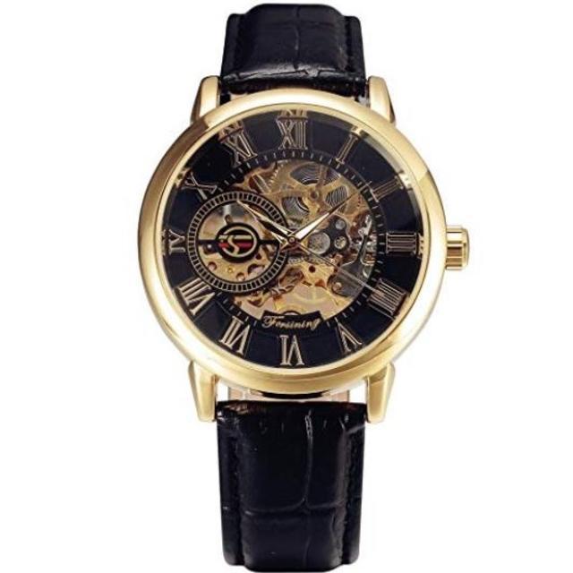 ゼニス偽物時計スイス製 - 腕時計 時計 中空彫刻 スケルトン 革ベルト アナログ の通販 by Taisuke's shop|ラクマ