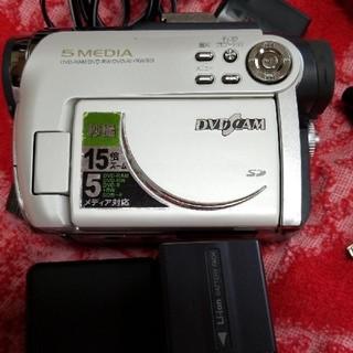 ヒタチ(日立)の日立5MEDIA DVD CAM SDカード付き  日立 (DVDレコーダー)