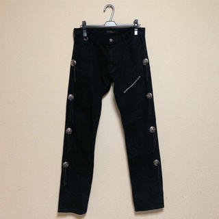 UNDERCOVER - undercover 03aw skull pants